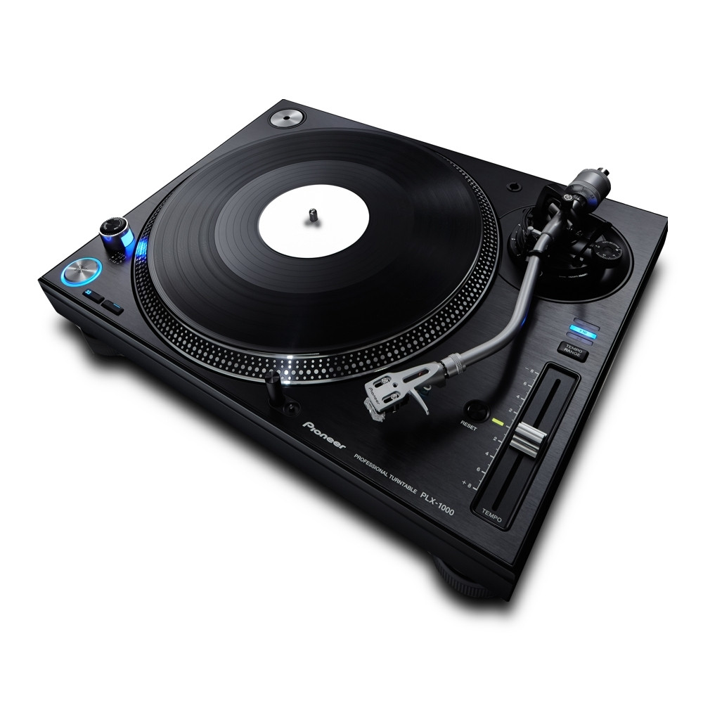 pioneer plx 1000 high torque direct drive professional turntable. Black Bedroom Furniture Sets. Home Design Ideas
