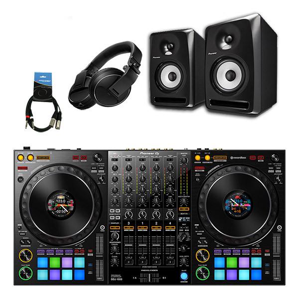 pioneer ddj 1000 s dj80x and hdj x5 dj equipment package. Black Bedroom Furniture Sets. Home Design Ideas