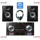 Pioneer DDJ-SZ2 Controller and S-DJ80X DJ Equipment Package