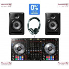 Pioneer DDJ-SZ2 Controller and S-DJ60X DJ Equipment Package