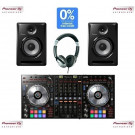 Pioneer DDJ-SZ2 Controller and S-DJ50X DJ Equipment Package