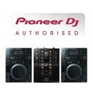 Pioneer CDJ-350 and DJM-250MK2 DJ Package