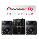 Pioneer XDJ-1000MK2 and DJM-250Mk2 DJ Equipment Package