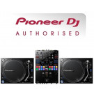 Pioneer PLX-1000 Turntable and DJM-S9 Mixer Package