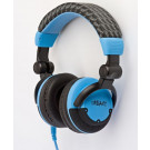 Block DJ Headphones Blue Black