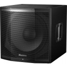 Pioneer XPRS115S Active Subwoofer angle