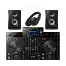 Pioneer XDJ-RX2, S-DJ50X and HDJ-X5 DJ Equipment Package
