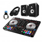 Pioneer DDJ-SR2, S-DJ80X & HDJ-X5 DJ Equipment Package