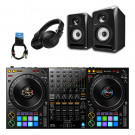 Pioneer DDJ-1000, S-DJ80x, and HDJ-X5 DJ Equipment Package