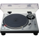 Technics SL-1200 MK2 DJ Turntable Record Player - Silver