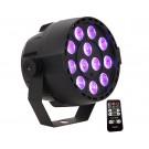 Ibiza Light Par-Mini-RGB3 LED Par Can Lighting Effect