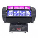 Ibiza Light QUAD8-FX Spider Lighting Effect
