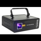 Ibiza Light Scan 500 RGB Front