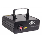 Ibiza Light SCAN1000FX5-RGB Angle