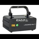Ibiza Light LZR200RGB-MULTI Front