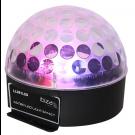 Ibiza Light ASTRO1 RGB LED Lighting Effect