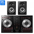 Pioneer DDJ-SB3 + DM-40BT DJ Controller Package  (PLEASE NOTE THIS IS A PRE ORDER)