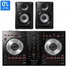Pioneer DDJ-SB3 + S-DJ80X DJ Controller Package
