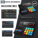 Native Instruments Maschine Mk3 Main Image