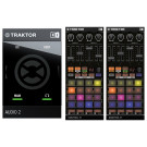 Native Instruments Traktor Audio 2 MK2 + 2x Traktor Kontrol F1 Bundle