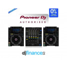 Pioneer CDJ-2000NXS2 and DJM-900NXS2 Pro DJ Package
