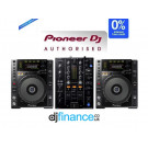 Pioneer CDJ-850K and DJM-450 DJ Package