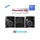 Pioneer CDJ-850K and DJM-900NXS2 DJ Package