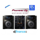 Pioneer CDJ-900NXS and DJM-450 DJ Package