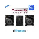 Pioneer CDJ-850k & DJM-350 DJ Package