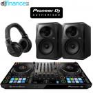 Pioneer DDJ-1000, VM-70, and HDJ-X5 DJ Equipment Package