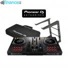 Pioneer DDJ-400, DJC Bag and Laptop Stand DJ Package