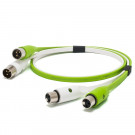 Neo/ Oyaide D+ Class B XLR MALE TO XLR FEMALE 2M Cable
