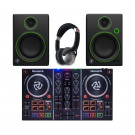 Numark Party Mix and Mackie CR4 Speaker DJ Package