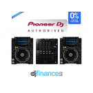 Pioneer CDJ-2000NXS2 and DJM-750mk2 DJ Package
