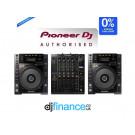 Pioneer CDJ850k & DJM900NXS2 DJ Package