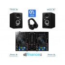 Pioneer DDJ-RR, S-DJ50X and HDJ-X5 Pro DJ Package
