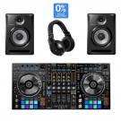 Pioneer DDJ-RZ, S-DJ60X & HDJ-X10 Pro DJ Controller Package