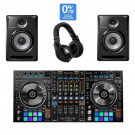 Pioneer DDJ-RZ, S-DJ50X and HDJ-X10 DJ Controller Package