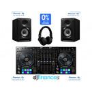 Pioneer DDJ-RZ, HDJ-700 & S-DJ80X Professional DJ Controller Package