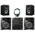 Pioneer CDJ850k, DJM900NXS2 and S-DJ50x DJ Package