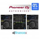 Pioneer XDJ-700 and DJM-900NSX2 DJ Package