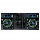 Denon DJ SC5000 and X1800 Prime Series Pro DJ Equipment Package