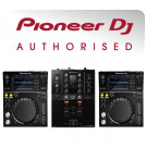 Pioneer XDJ-700 and DJM-250MK2 Package