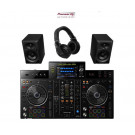 Pioneer XDJ-RX2, DM-40 and HDJ-X5 DJ Equipment Package