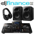 Pioneer XDJ-RX2, VM-50 and HDJ-X5 DJ Equipment Package