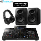 Pioneer XDJ-RR All-in-One Professional DJ Equipment Package