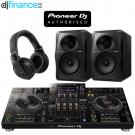 Pioneer XDJ-XZ, VM-50, & HDJX5 DJ Equipment Package Deal