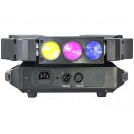 Ibiza Light 9Beam-Mini Spider Light Effect