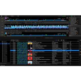 Rekordbox DJ in action
