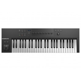 Native Instruments Komplete Kontrol A49 Keyboard Controller Main View